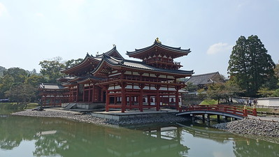 Byōdō-in Temple, Uji 2015