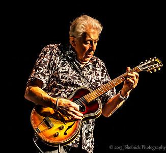 John Mayall at Amaturo Theatre 5/12/15