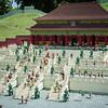 Forbidden City - China   Legoland   July 2016