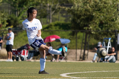 8/25/19:  Pacifica United U14 Riptides vs MVLA at Google Athletic Complex in Mountain View, Ca.