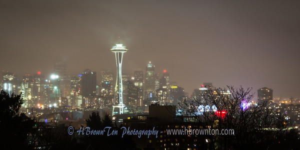 Needle in the Fog