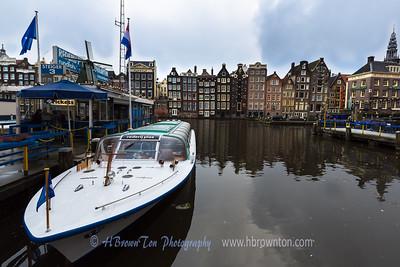 Near the Heart of Amsterdam