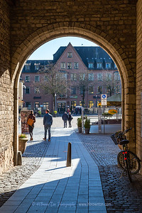 Archway to Xanten Center