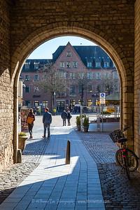 Archway to Xanten Center