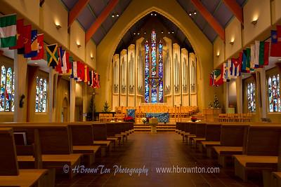 Boe Chapel, St. Olaf College