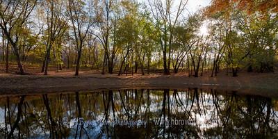 Pike Island Autumn Reflections
