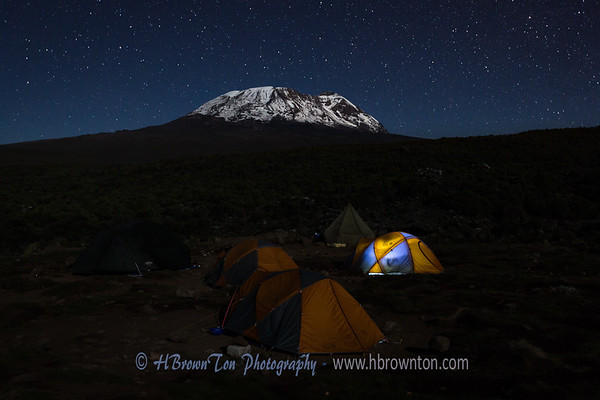 Kilimanjaro Day 2: Shira Camp 1