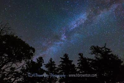 Under the Milky Way Tongiht...