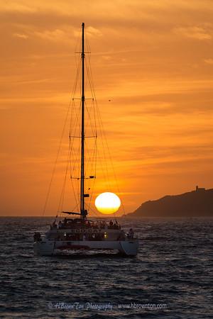 Sunset Cruising