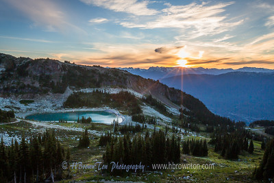 Whistler Sunset