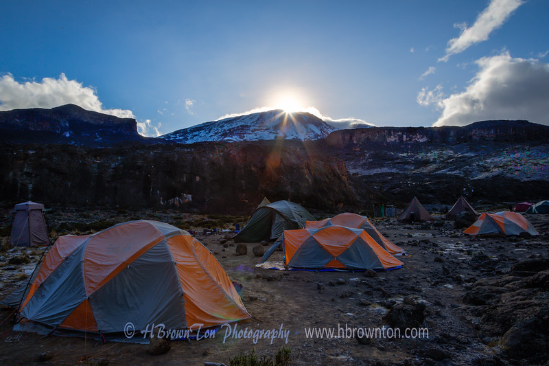 Kilimanjaro Day 3: Moir Hut Camp