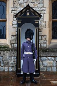 London Tower Guard