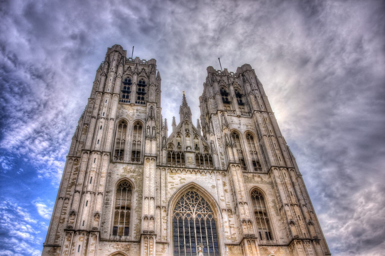 St Michael and St Gudula Cathedral