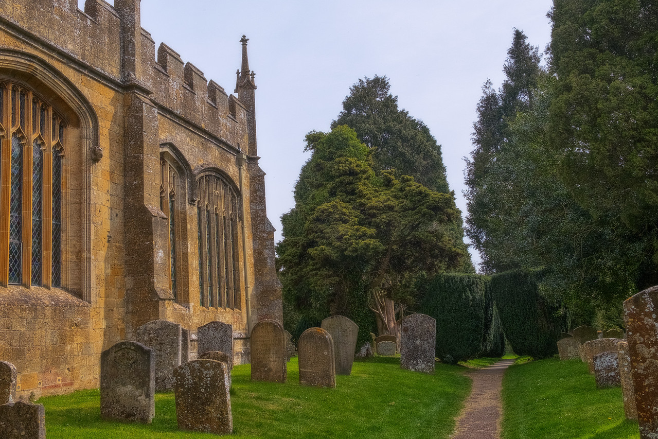 St James Church in Chipping Campden