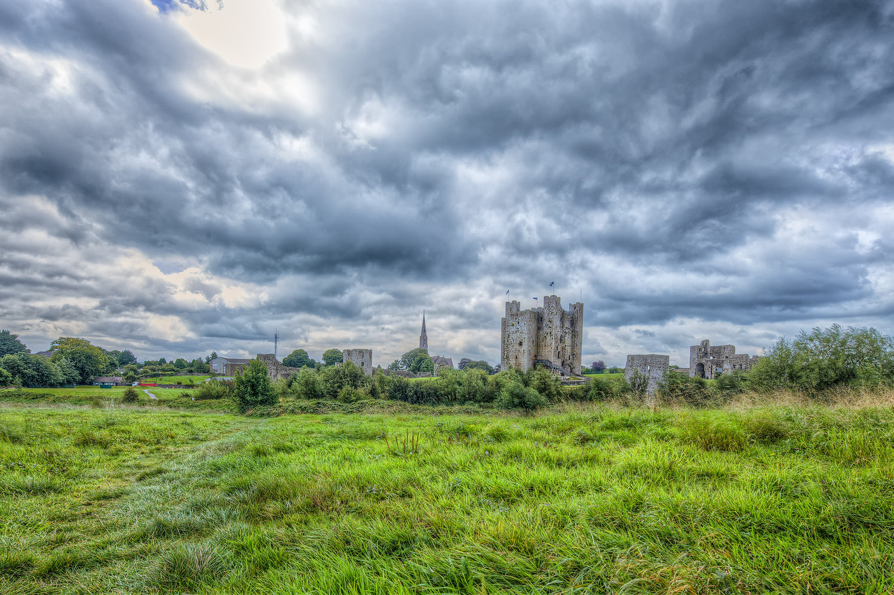 Trim Castle and Town