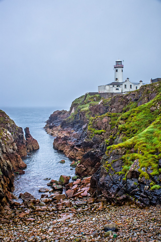 Lighthouse at Fanad Head