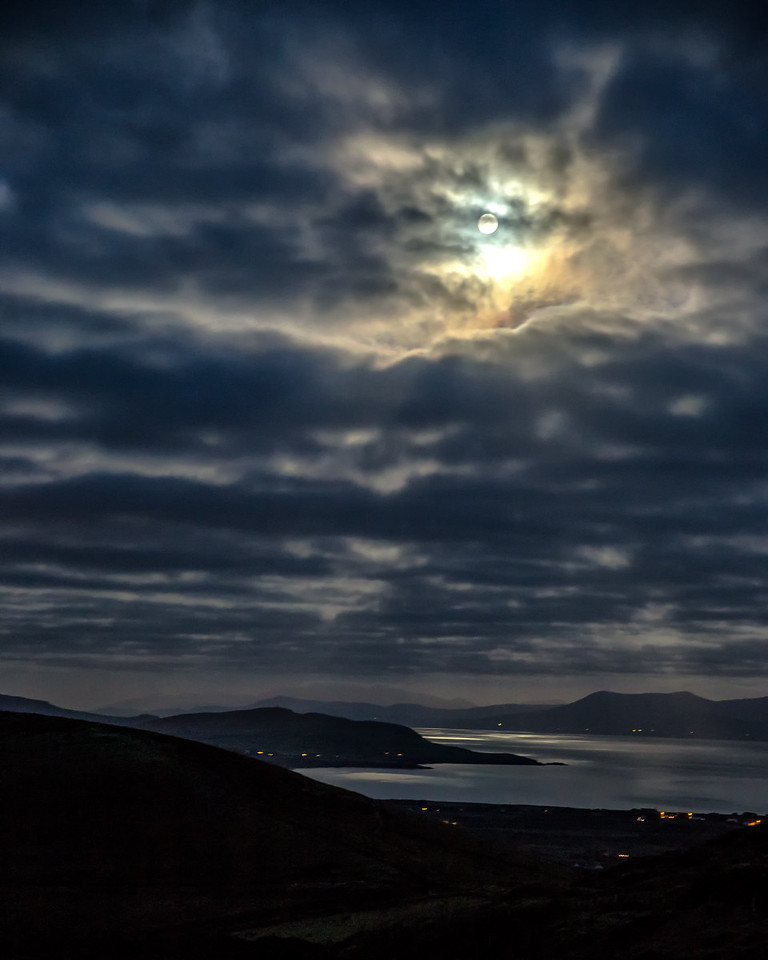 Dingle Bay at Night
