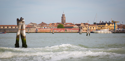 Venice from ferry