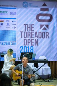 The Toreador Open 2018, The Royal Gems Golf Resort