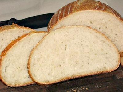 Калвель Хлеб на двух опарах 3
