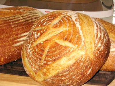 Калвель Хлеб на двух опарах 4