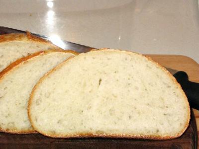 Калвель Хлеб на двух опарах 5