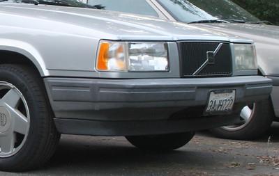 "92 740 Turbo wagon with Hydra 16"" wheels"