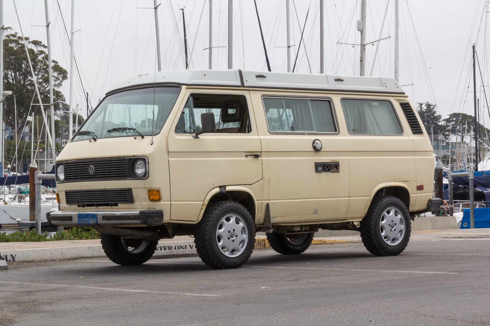 Considering in buying a VW EuroVan Camper    - Fiberglass RV