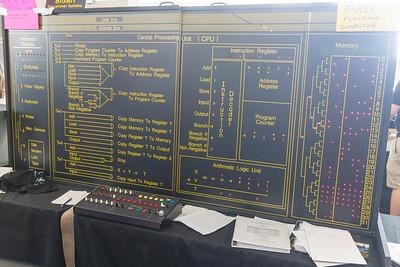 BigBit Educational fully functional CPU