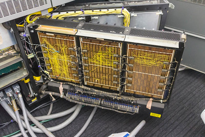 CPU cage from the IBM 1130