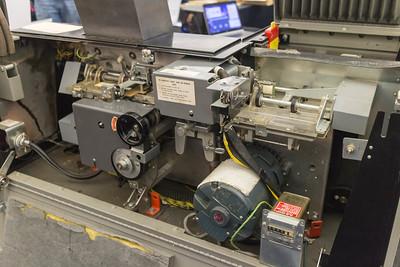 IBM 1442 Card Reader/Punch mechanism