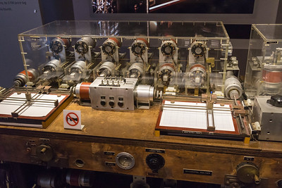 An electro-mechanical differential analyzer