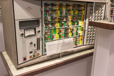 EAI Pace TR-48 Analog Computer