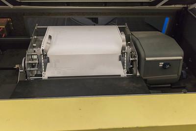 IBM 1132 Line Printer