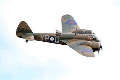 at Battle of Britain Air Show 2017, Duxford