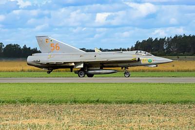 SAAB J-35J Draken