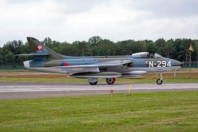 Hawker Hunter F.6