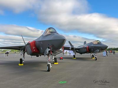 F35B Lightning II