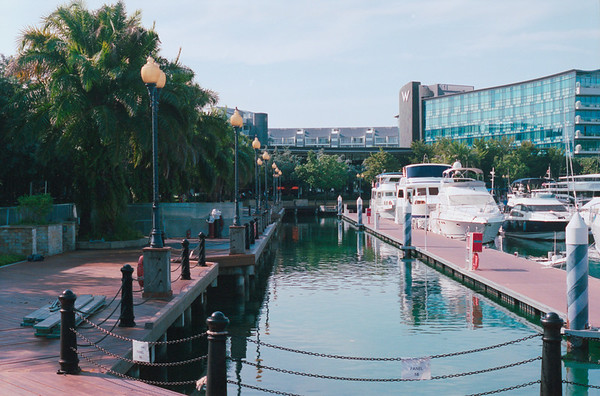 Canal | Sentosa Cove 2016