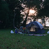 Campsite and Max