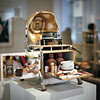 """from exhibit """"Tea Ceremony"""" by Tom Sachs"""