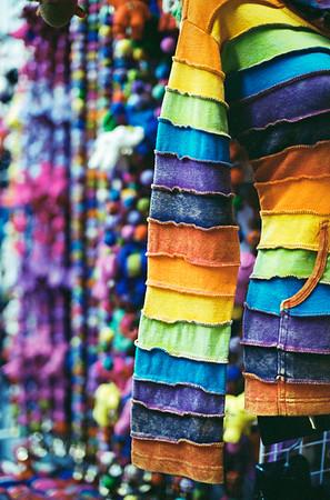 rainbow sleeve