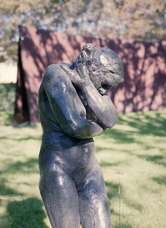 """""""Eve"""" by Auguste Rodin"""