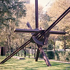 """Eviva Amore"" by Mark di Suvero"