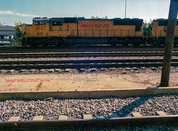 Union Pacific 4627