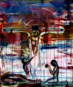 """Truth<br /> 24""""x 30""""<br /> Oil<br /> Master: Unavailable"""