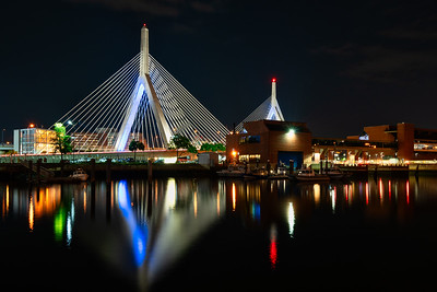 Bunker Hill Memorial Bridge
