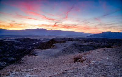 Anza Borrego Sunset