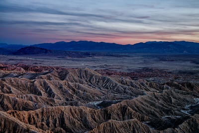 Canyons of Anza Borrego