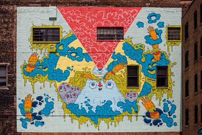 WAC Mural - Heidi Unkefer